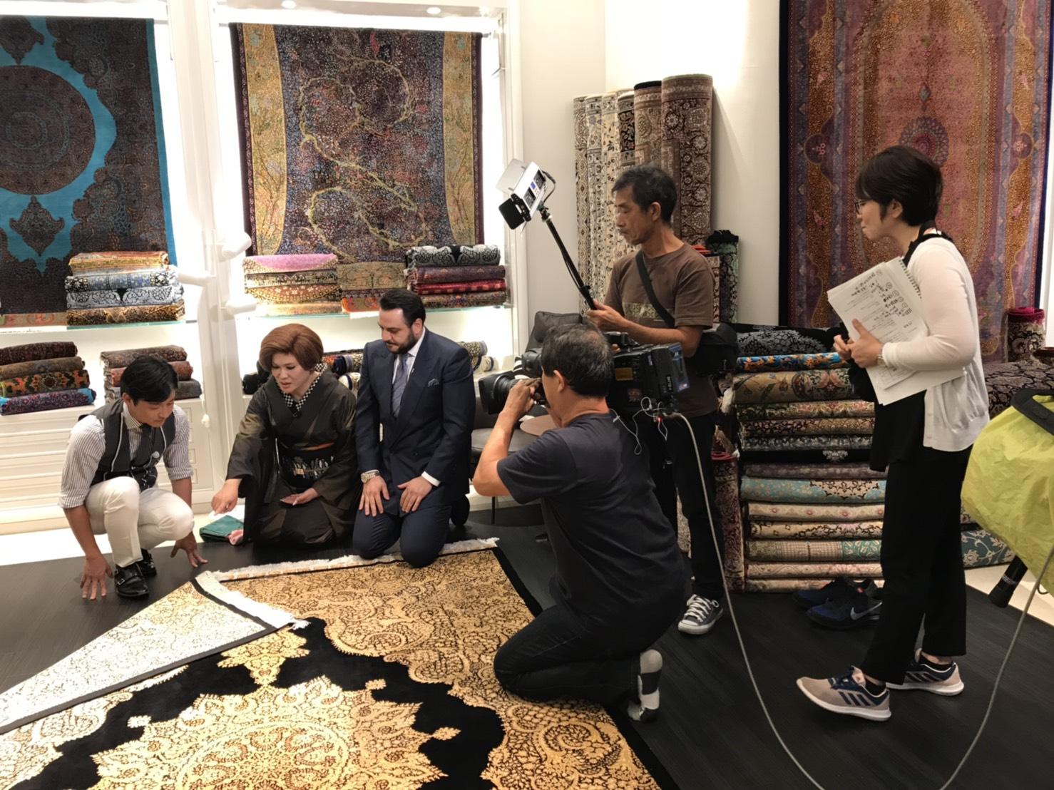 TBS朝の情報番組ビビット  10月18日放送